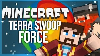 Download DROPPING THROUGH THE EARTH | Minecraft Terra Swoop Force #1 (Adventure/Dropper Map) Video