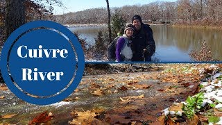 Download Cuivre River State Park, First Snow on the Lone Spring Trail Video