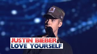Download Justin Bieber - 'Love Yourself' (Jingle Bell Ball 2015) Video