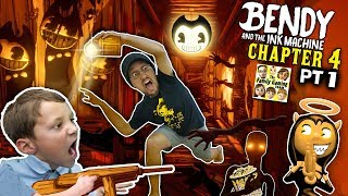 Download BENDY & THE INK MACHINE CHAPTER 4 Colossal Wonders: Carnival Creeps (FGTEEV Part 1) Video