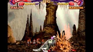 Download Primal Rage Playthrough Talon Video