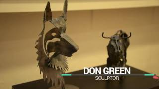 Download Meet an amazing Colorado Springs sculptor Video