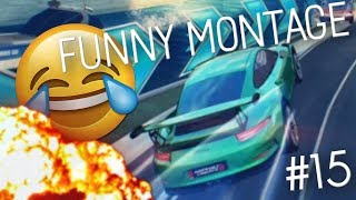 Download FUNNY ASPHALT 8 MONTAGE #15 (Funny Moments and Stunts) Video