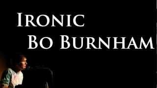 Download Ironic- Bo Burnham [Lyrics] Video