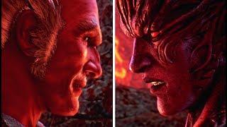Download TEKKEN 7 · Heihachi vs. Kazuya FINAL FIGHT | The Mishima Saga Ending (60fps Gameplay) Video
