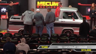 Download Mecum Collector Car Auction - Kissimmee 2019 Day 8 Video
