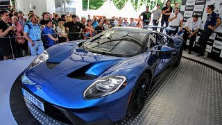 Download Ford at Goodwood Festival of Speed 2017 Video