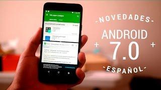 Download Android 7 Nougat - Nuevas funciones Video