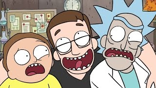 Download I'M THE REAL MORTY!! - Rick And Morty Virtual Rick-Ality Gameplay Video