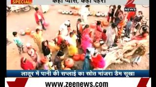 Download Water Scarcity in Latur Video