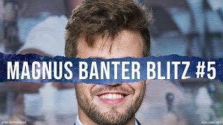 Download Banter Blitz with World Champion Magnus Carlsen (5) Video