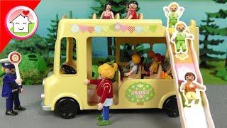 Download Playmobil Film deutsch - Kindergarten Mega Pack mit Anna, Paul und Alex - Familie Hauser Kinderfilm Video
