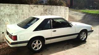 Download 1990 Ford Mustang 2.3l Story Video