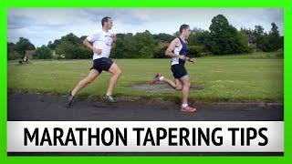 Download Marathon Tapering Tips: Prepare to Run Your Best Marathon [Ep46] Video
