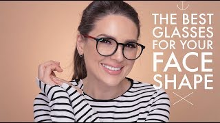 Download HOW TO CHOOSE THE BEST GLASSES FOR YOUR FACE SHAPE | ALI ANDREEA Video