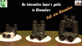 Download A buyer's guide to full size binoculars (Interactive) Video