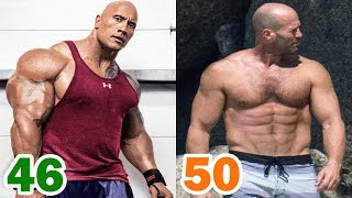 Download The Rock vs Jason Statham Transformation ★ 2018 Video