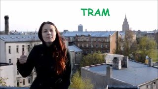 Download What's up Riga - Public transport in Riga Video