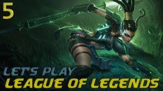 Download League of Legends LP: Nidalee [CZ] Video