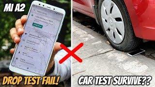 Download Xiaomi Mi A2 Drop Test,Bend Test & Car Test - Can it Survive?? Video