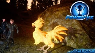 Download Final Fanasy XV - How to Unlock Chocobos (Chocobo Jockey Trophy / Achievement Guide) Video