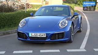 Download 2016 Porsche 991.2 Carrera 4S (420hp) - DRIVE & SOUND (60FPS) Video