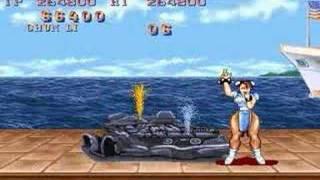 Download Street Fighter II Chun Li All Perfect 1/2 Video