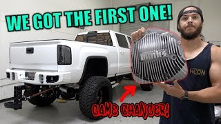 Download WE GOT THE FIRST BANKS RAM AIR DIFFERENTIAL COVER! Video