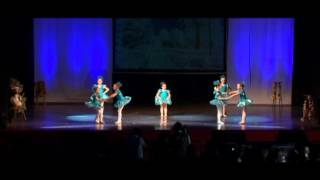 Download Coreografia Corso Propedeutica | 1° Saggio Artwell 2012 | Danza Classica Video