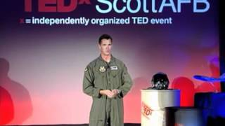 Download There Are Some Fates Worse Than Death: Mike Drowley at TEDxScottAFB Video