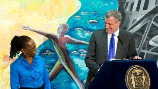Download Mayor de Blasio Appoints First Lady Chirlane McCray As Chair Of The Mayor's Fund Video