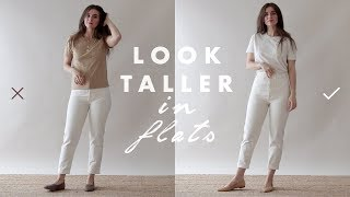 Download How to Look Taller & Slimmer – Petite Tips for Wearing Flats | Dearly Bethany Video