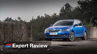 Download 2014 Skoda Octavia estate car review Video