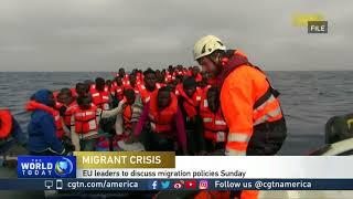 Download EU migration summit Video