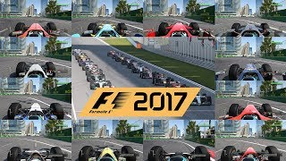 Download F1 2017 Top Speed Test - FASTEST CLASSIC CAR IN THE GAME? Video