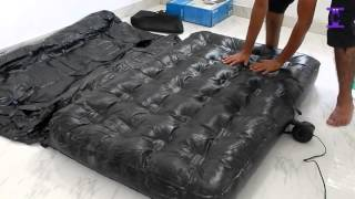 Download Black 5 In 1 Sofa Inflatable Bestway Air Bed | How to setup Video