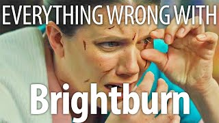 Download Everything Wrong With Brightburn In Evil Superman Minutes Video