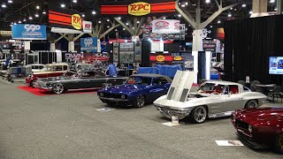 Download SEMA 2019 Hot Rod Alley After Hours Tour Video