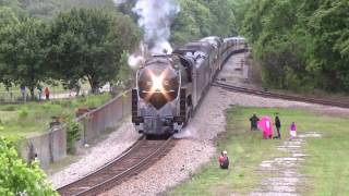 Download Petersburg Va and N&W 611 Class J Arrives on 5/6/2017 Video