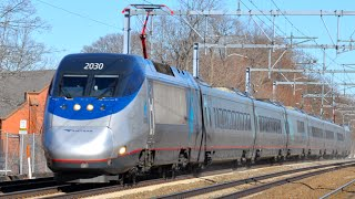 Download Amtrak Acela Express - America's Fastest Train Video