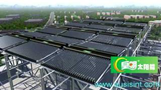 Download Himin - Solar Hot Water Project - Ausis International Video