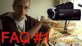 Download FAQ #1 Video