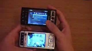 Download Nokia N95 / N95 8GB Comparison Video