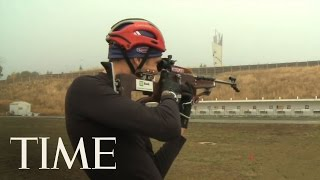 Download Biathlon | How They Train | TIME Video