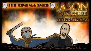 Download The Cinema Snob: JASON GOES TO HELL: THE FINAL FRIDAY Video