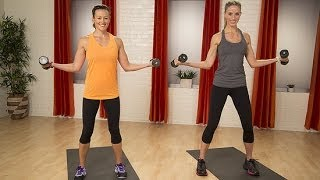 Download Fit in 5: Sexy Arms and Sleek Shoulders Workout Video
