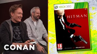 Download Conan O'Brien Reviews ″Hitman: Absolution″ - Clueless Gamer - CONAN on TBS Video