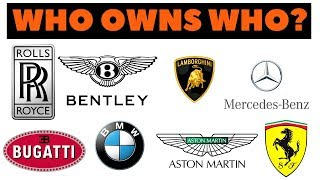 Download Which automaker company owns your favorite car brand? You'd be surprised Video