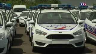 Download D'une voiture lambda à un véhicule de police Video