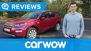Download Land Rover Discovery Sport 2017 SUV review | Mat Watson Reviews Video